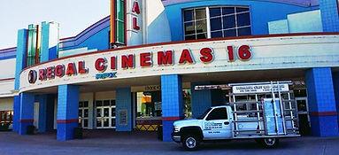 Tint Regal Cinemas