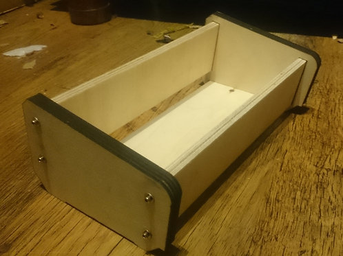Budget Case for DIY or Eurorack Synth