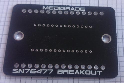 SN76477 Breakout Board