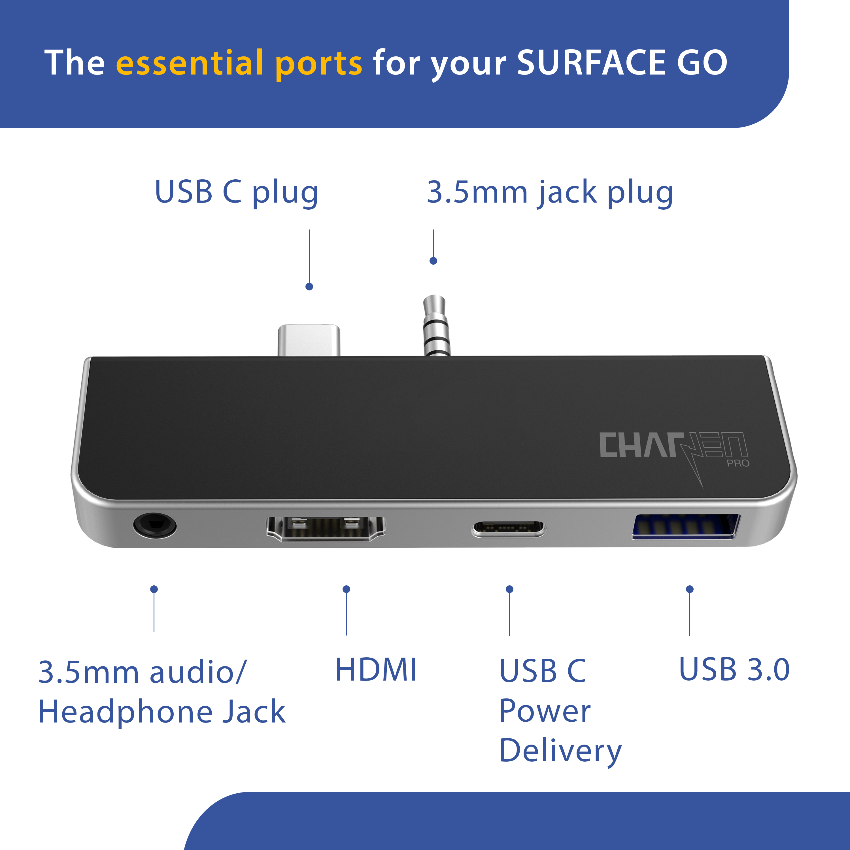 CharJenPro Premium Hub | Los Angeles | Surface Stick