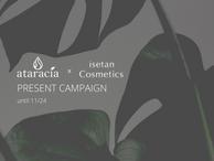 Isetan Cosmetics Present Campaign
