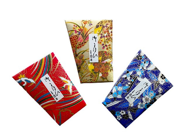 Fragrance Packet (3 Color Set)