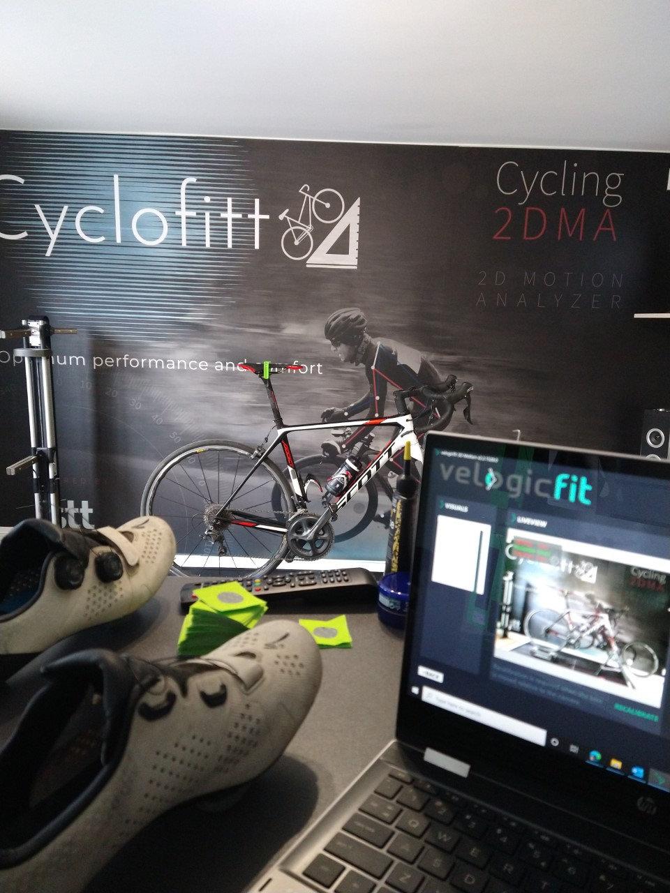 Advanced Bike Fitting Setup