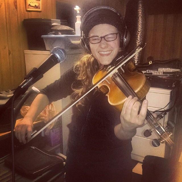 Crazy Hannah Recording