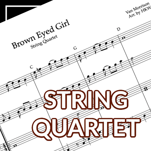 Brown Eyed Girl - Van Morrison - String Quartet
