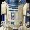 Thumbnail: R2D2 - Star Wars (2) - Blank Staff Paper