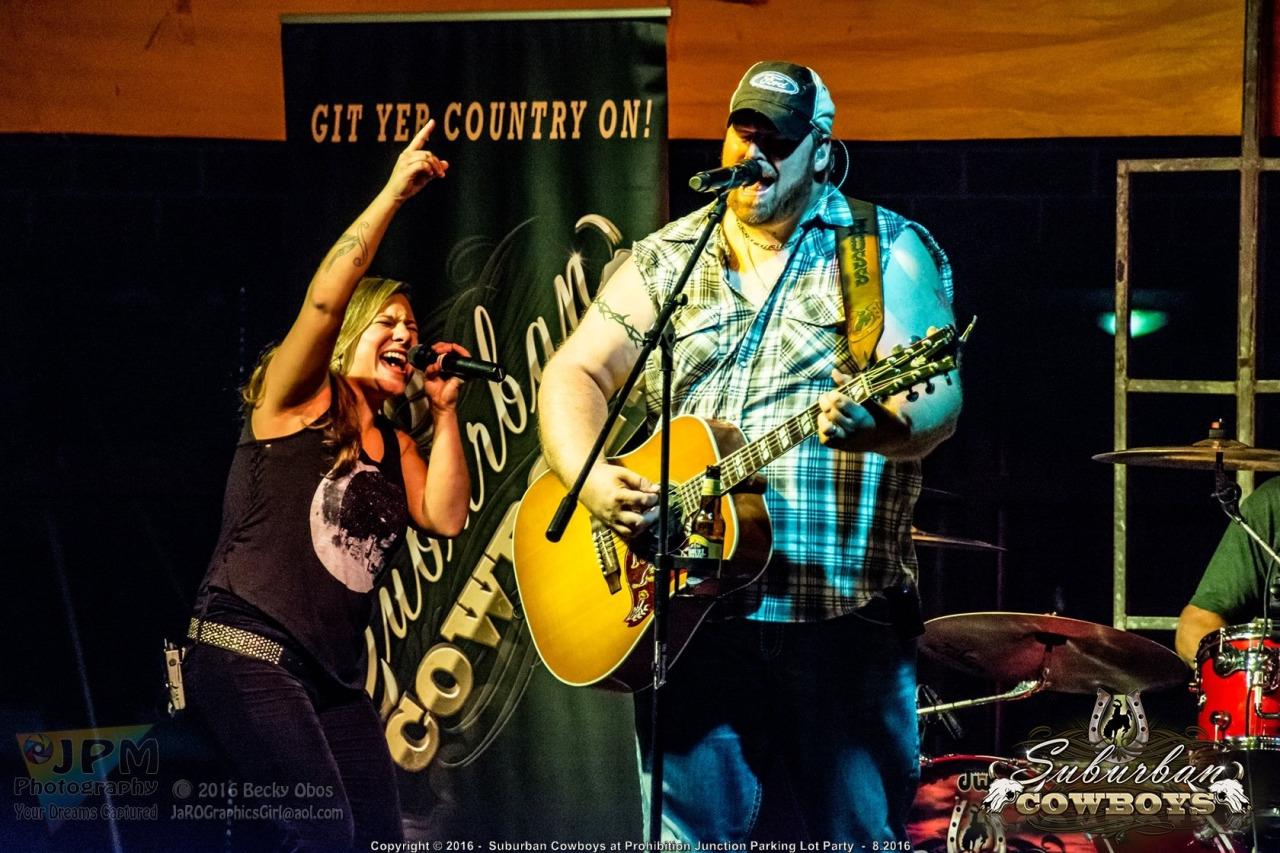 Paul & Hannah Suburban Cowboys