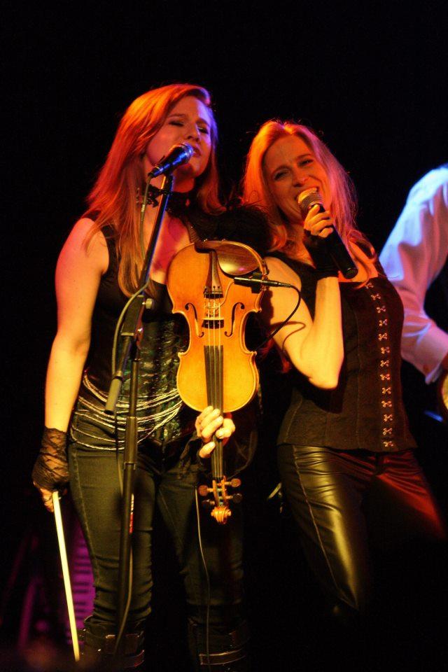 Hannah & Tracy, Bone Whiskey 2014