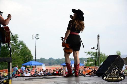 Algonquin Fest, Summer 2014