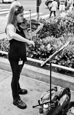 Hannah Busking, Summer 2012