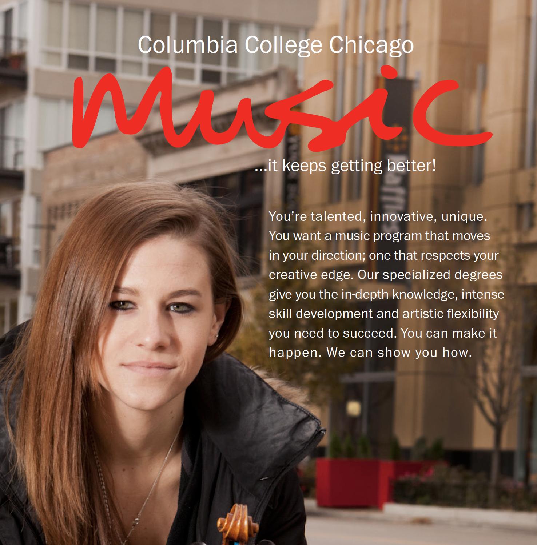 Columbia College Grad Poster 2012