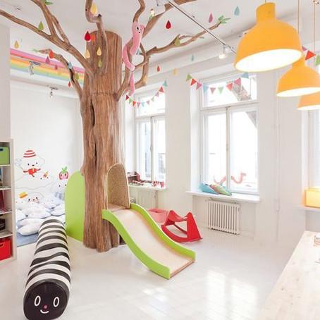 Brinquedoteca em casa, decoração e organização