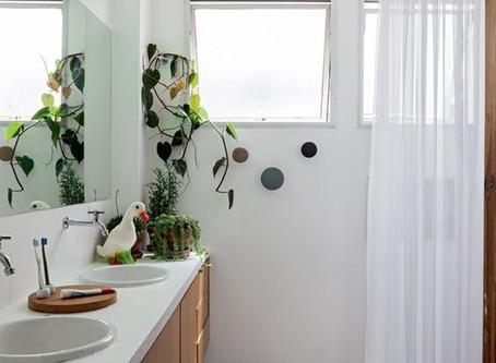 Decoração para banheiros