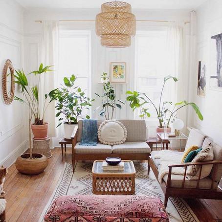 Dicas para decorar salas de estar