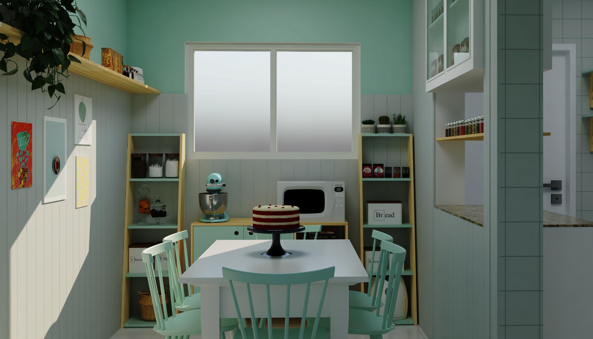 Cozinha 06 mod