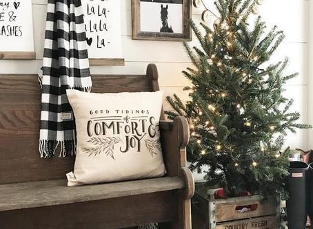 Maneiras diferentes de decorar para o Natal