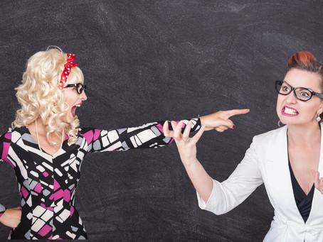 Lärare - enkelt verktyg att förhindra bråk eller konflikter i skolan och förskolan