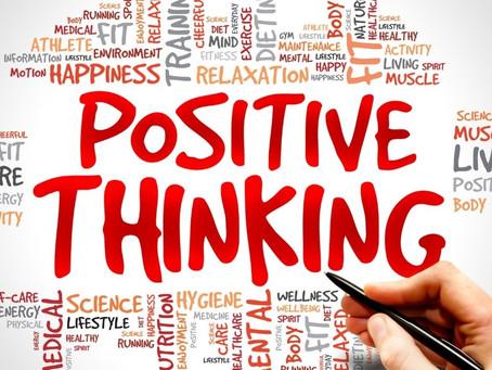 DAG 20 - Positivt tänkande: bra eller dåligt?