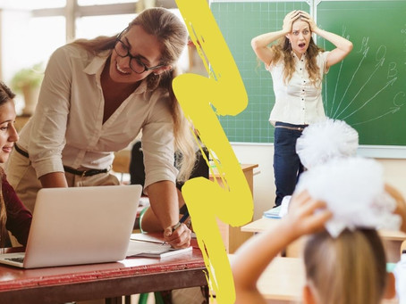 Hur ser rektorer och lärare på misslyckande med dynamiskt eller statiskt mindset ?