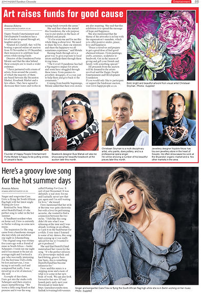 Fourways Review Nov 2020 happy people PD