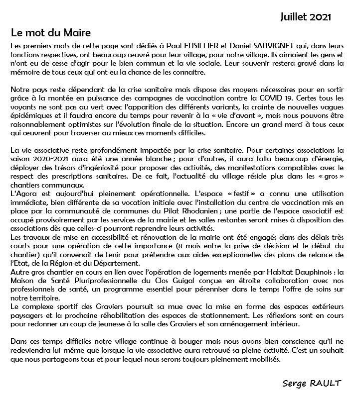 Mot du Maire.JPG