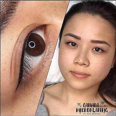 Ultra Fine Permanent Eyeliner Toronto l Thunder Bay