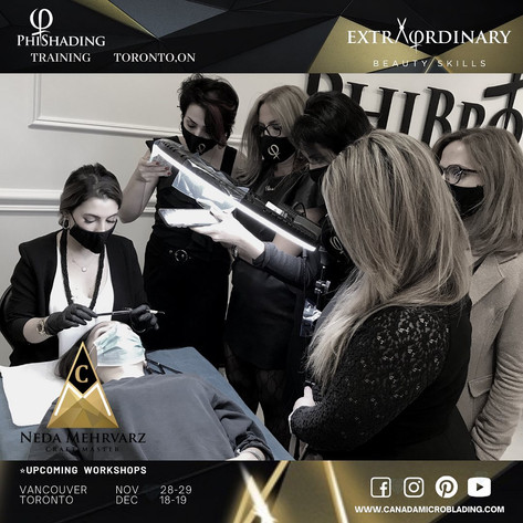 microblading training education in canad