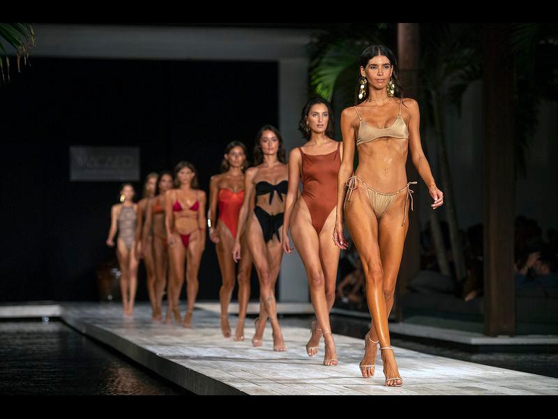 Miami Swim week 2019 style saves fashion show