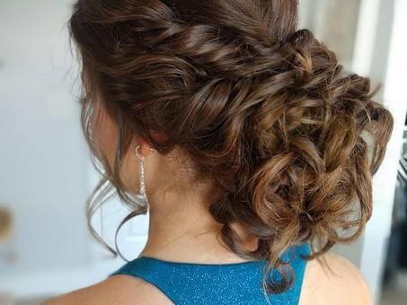 Hair Up vs Hair Down - The Great Debate