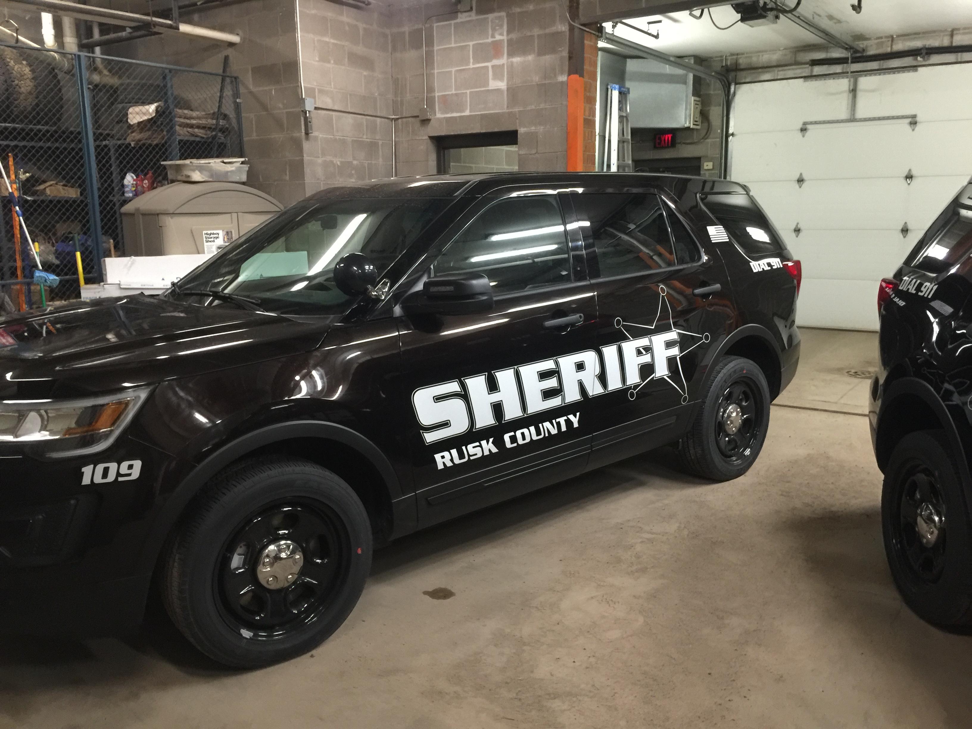 Rusk County Sheriff