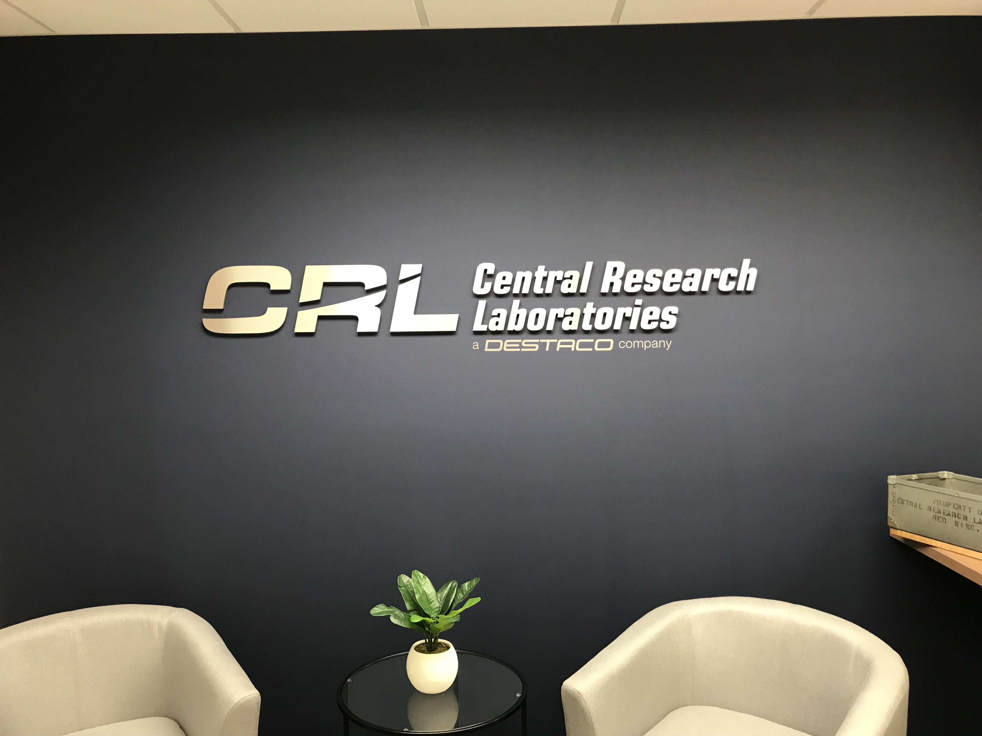 CRL Entrance