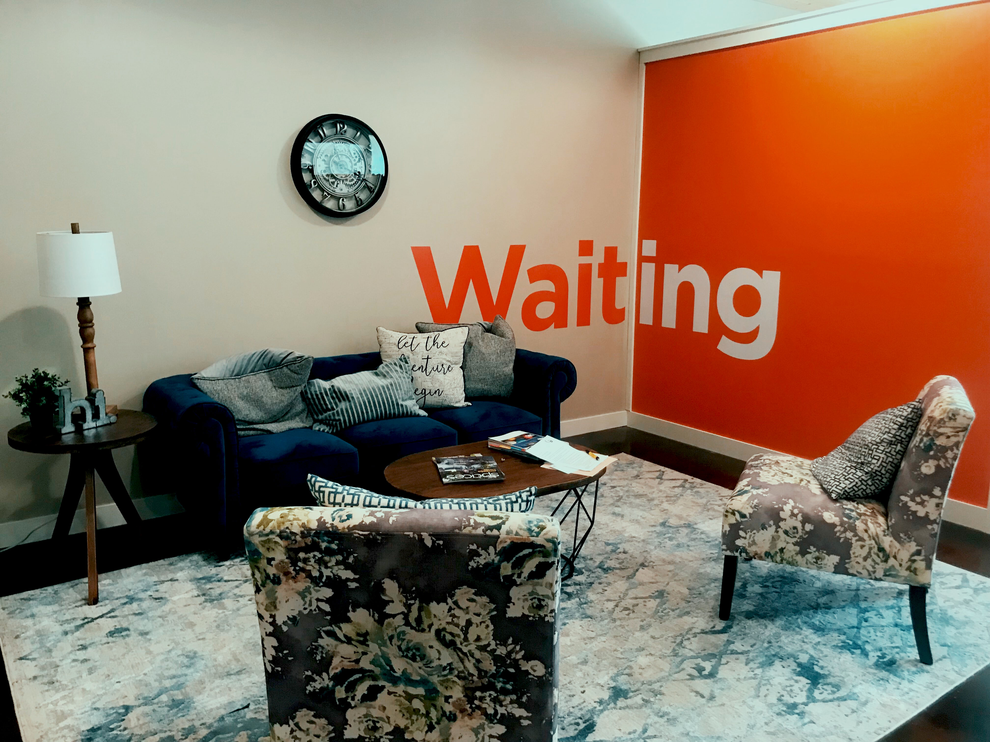 SIevers Creative Waiting Room