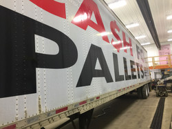 Semi Trailer Billboard