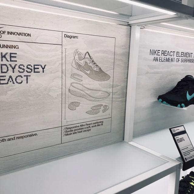 Nike Flagship