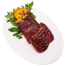 MARINATED BEEF RIBS BBQ