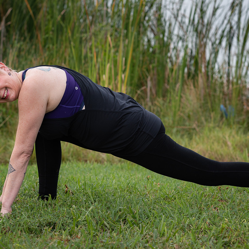 Yoga and Relaxation with Jacquie July!