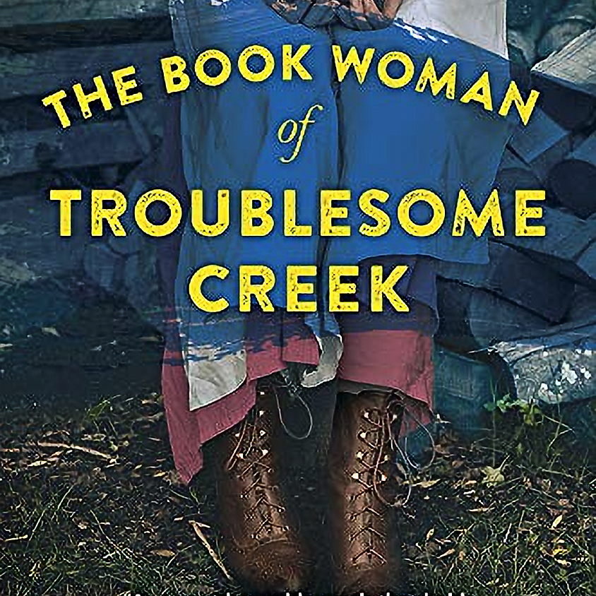 Virtual Impact the Palm Beaches Book Club- The Book Woman of Troublesome Creek