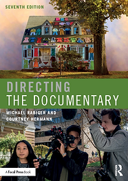 Directing the Documentary Book Cover 7e.
