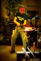 nitzan lilie artist blacksmith