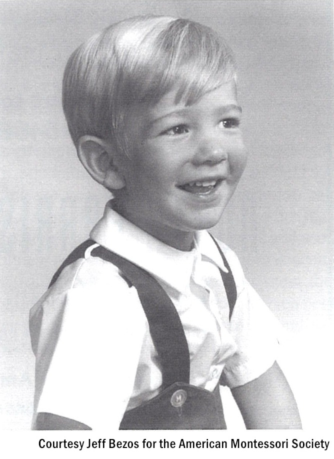 Jeff Bezos American Montessori Society C
