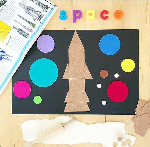 Space craft set