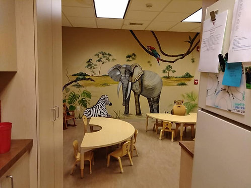 Interior Design of Home Childcare, Daycare Centers, Schools public and private