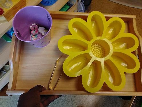 Montessori Practical Life works