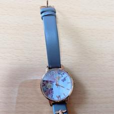 お気に入りの腕時計