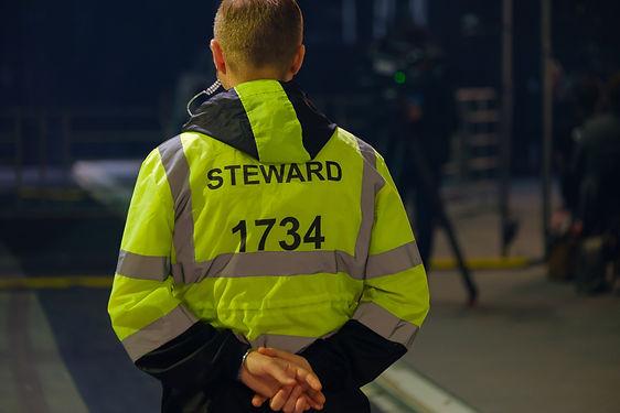 Steward qualification