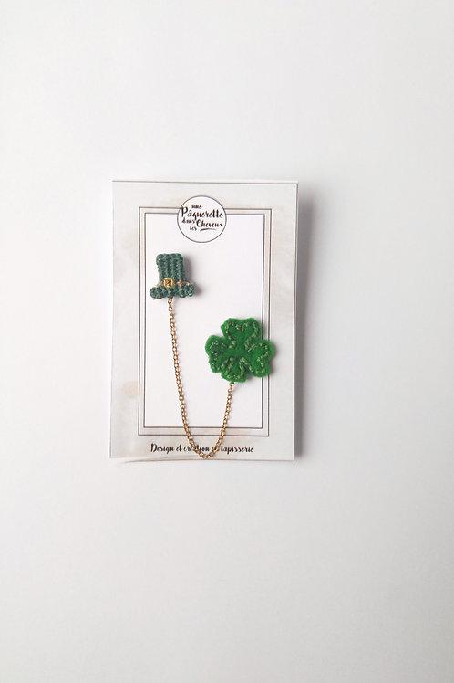 Double pin's irlande