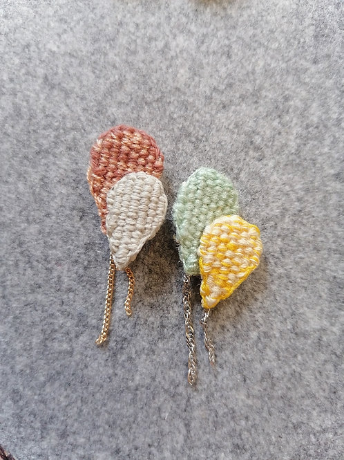 Double pin's ballon