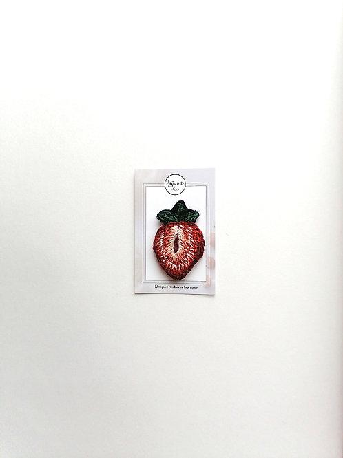 broche fraise