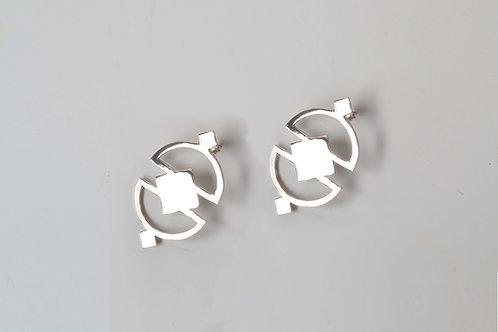 Boucles d'oreilles Tamares