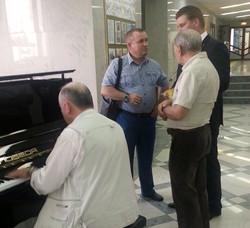 Знакомство с пианино ПОБЕДА